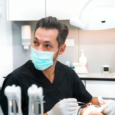 Médico dentista missão